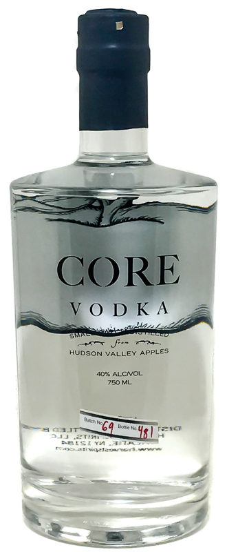 <b>Harvest Spirits</b><br/> Core Small Batch Vodka 750ml