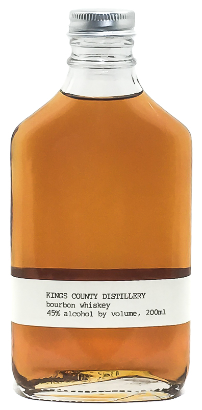 <b>Kings County Distillery</b><br/> Bourbon Whiskey 200ml