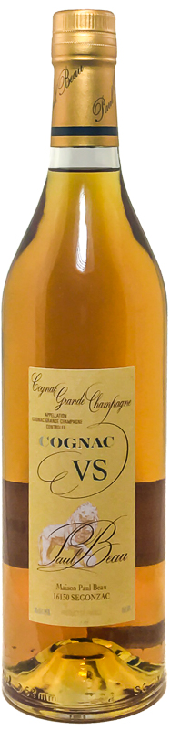<b>Paul Beau</b><br/> Grande Champagne Cognac VS 750ml