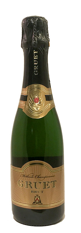<b>Gruet</b><br/> Brut NV Half Bottle
