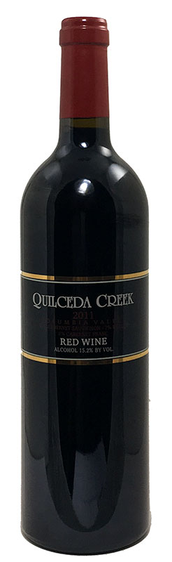 <b>Quilceda Creek</b><br/> Columbia Valley Red Wine 2011